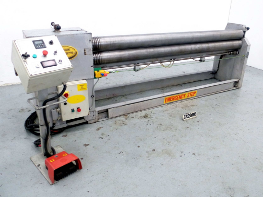 ... Roll Initial Pinch Bending Rolls for sale : Machinery-Locator.com