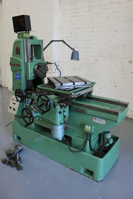 Kearns Richards S Type Horizontal Borer For Sale
