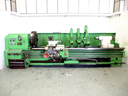 800mm x 3000mm Lathe for sale : Machinery-Locator.com