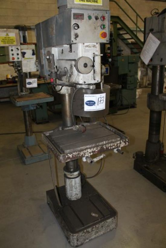 ... TECH CD1 321S 3 PHASE PILLAR DRILL for sale : Machinery-Locator.com