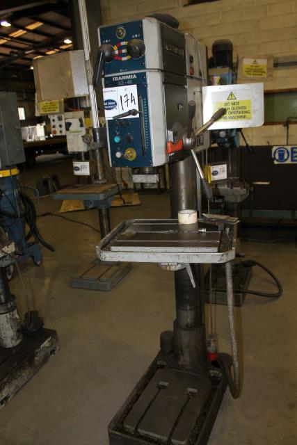 IBARMIA AX40 3 PHASE PILLAR DRILL for sale : Machinery ...