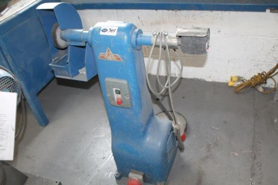 AJM 3 PHASE POLISHING WHEEL for sale : Machinery-Locator.com