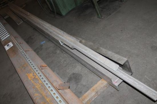 LARGE SELECTION OF ALUMINIUM CHANNEL for sale : Machinery-Locator.com