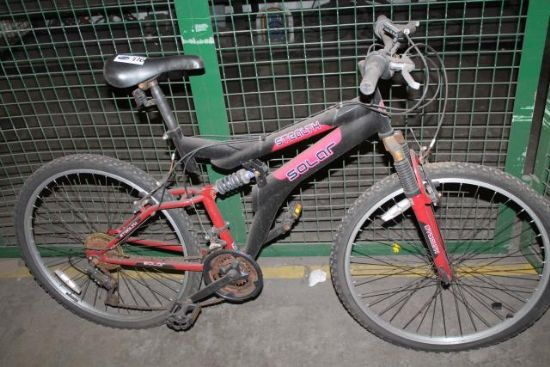 STEALTH SOLAR ADULT MOUNTAIN BIKE for sale : Machinery ...