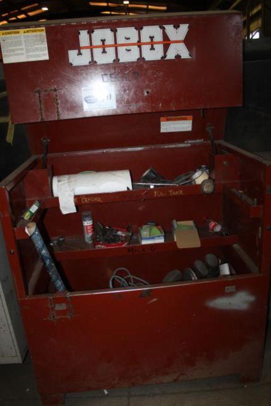 JOBOX LARGE SITE BOX for sale : Machinery-Locator.com