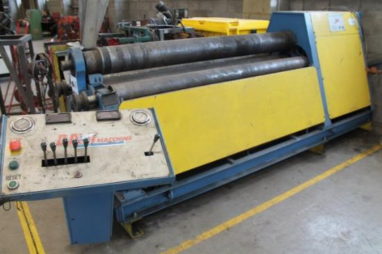 DAVI MCA 2020 2000x10 3 PHASE RING ROLLERS for sale ...