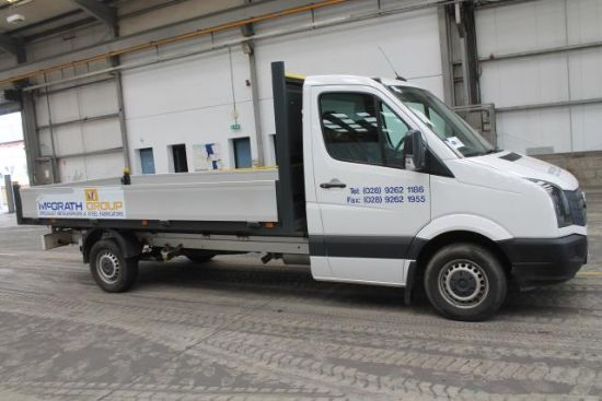 ... TDI LWB 3.5 TON 14ft DROPSIDE PICK-UP for sale : Machinery-Locator.com