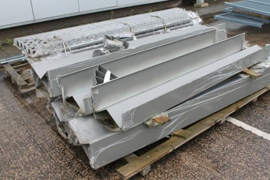 2No. PALLETS OF DACO BALCONY FRONTS for sale : Machinery ...