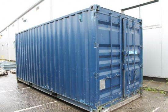 20x8 ANTI VANDAL SHIPPING CONTAINER for sale : Machinery ...