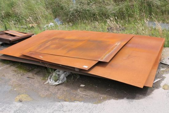 SELECTION OF STEEL PLATES for sale : Machinery-Locator.com