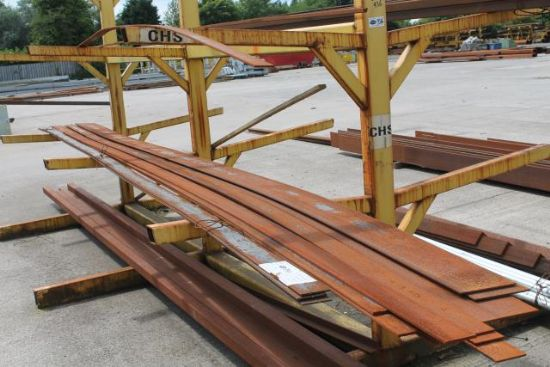 ... OF 6m LENGTHS 900mm x 200mm FLAT IRON for sale : Machinery-Locator.com