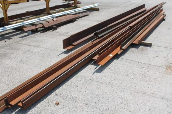 APPROX 20No. LENGTHS OF ANGLE IRON for sale : Machinery ...