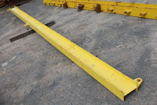 LARGE SPREADER BAR (YELLOW) for sale : Machinery-Locator.com
