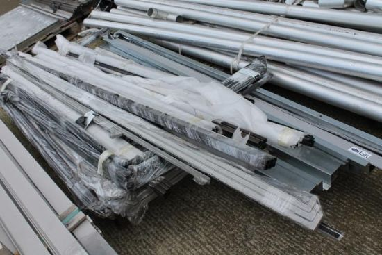 PALLET OF MISC METAL & PVC TRIM & COVERS for sale ...