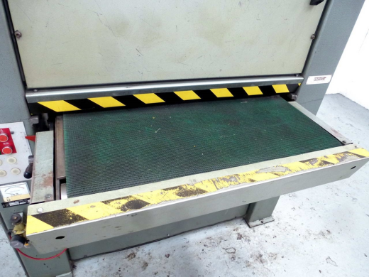 900mm Single Contact Linisher for sale : Machinery-Locator.com