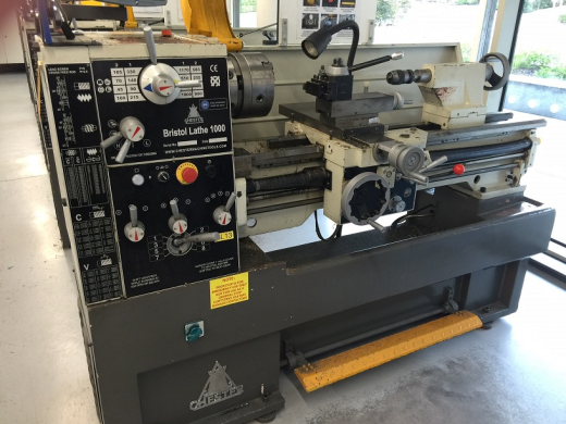 Chester Bristol 1000 Gap Bed Centre Lathe For Sale