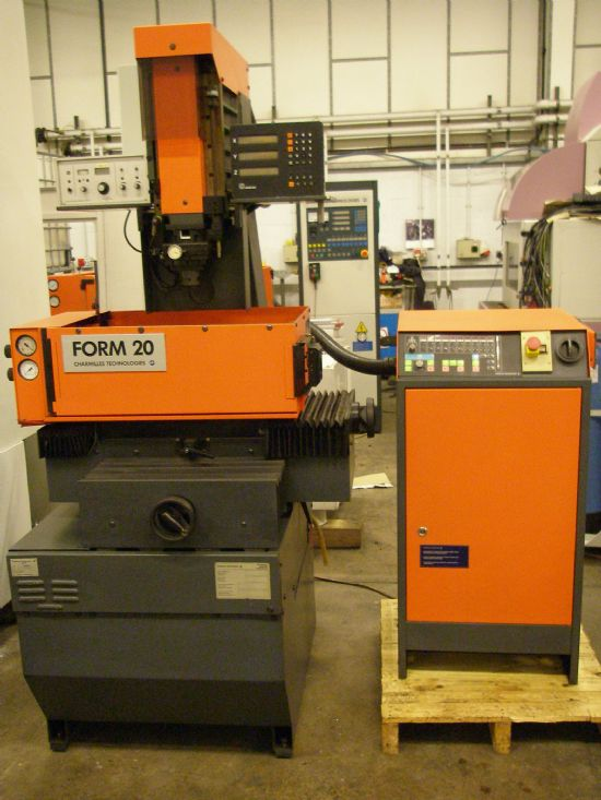 Charmilles Form 20 for sale : Machinery-Locator.com