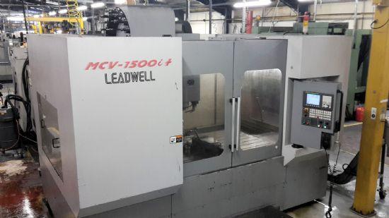 ... MVC-1500i+ Vertical Machining Centre for sale : Machinery-Locator.com