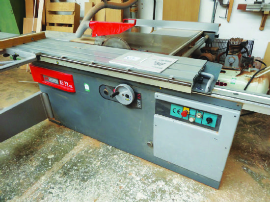 Casadei KS32 Panel Saw Year 1998 for sale : Machinery-Locator.com
