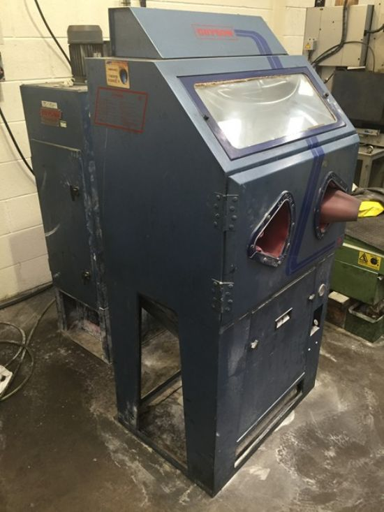 Guyson Bead Blasting Unit for sale : Machinery-Locator.com