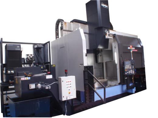 Doosan Puma VTS1620M for sale : Machinery-Locator.com