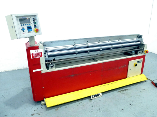 ... Bending Rolls with MyLoc 100 Control for sale : Machinery-Locator.com