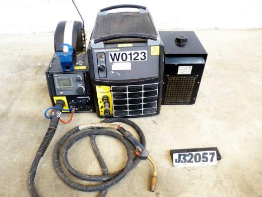 400 amp mig welder with esab aristofeed 48 wire feed unit - Webaccess leroymerlin fr ...