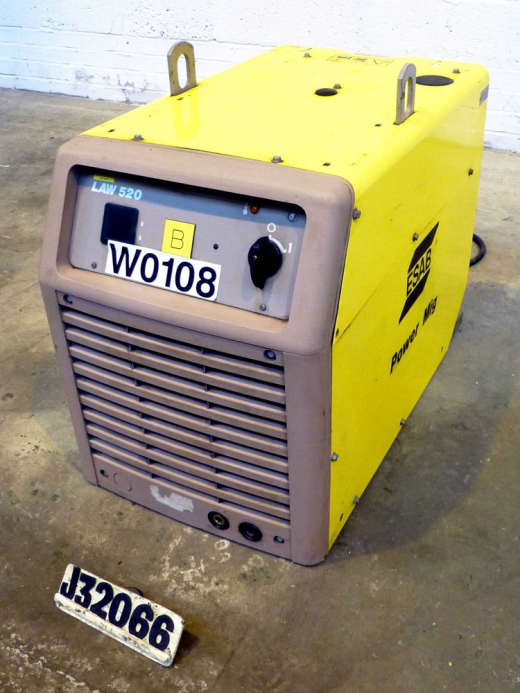 500 amp Power Source for sale : Machinery-Locator.com