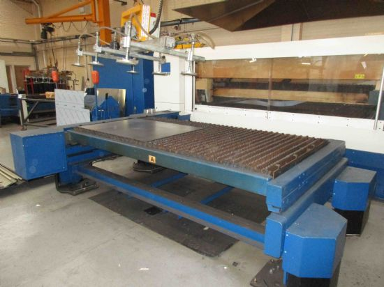 Trumpf 4kw L2530 Year 2002 Serviced every 6 months New ...