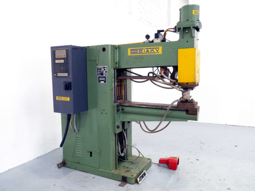 ... Spot Welder with Sy-Sol Controller for sale : Machinery-Locator.com