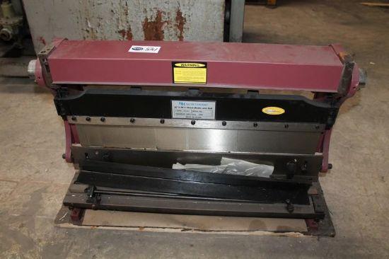 ... IN 1 SHEAR, BRAKE & ROLL MACHINE for sale : Machinery-Locator.com
