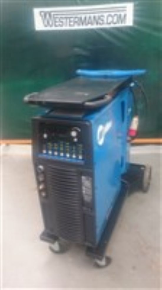 Miller Dynasty 700 AC DC TIG welder for sale : Machinery-Locator.com