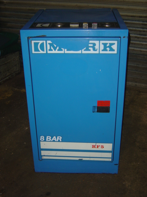 MARK RF5 SCREW TYPE COMPRESSOR for sale : Machinery-Locator.com