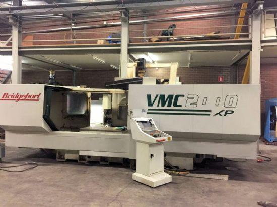 BRIDGEPORT Portal VMC 2000 Vertical Machining Centre (2000 ...