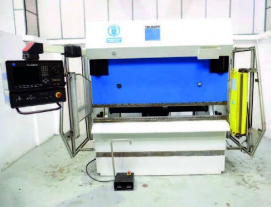 ... Downstroke CNC Press Brake (1995) for sale : Machinery-Locator.com