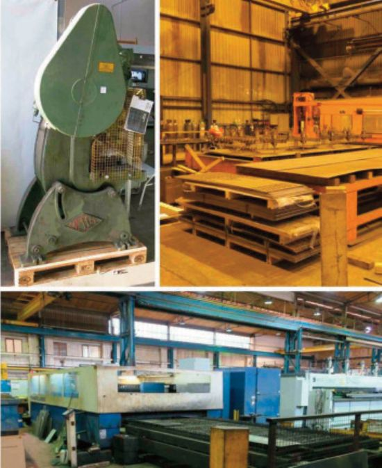 Novopress Super Size Hydraulic Pipe Press for sale : Machinery-Locator ...