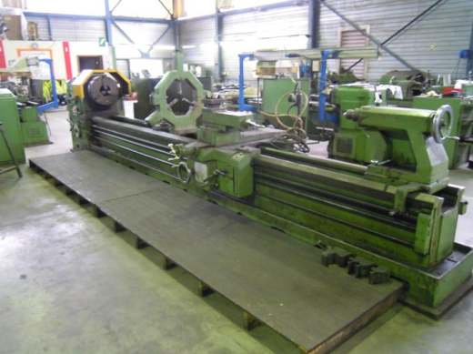 Tacchi 152 rtc 41 940 x 5000 mm for sale machinery for Protexiom 5000 rtc