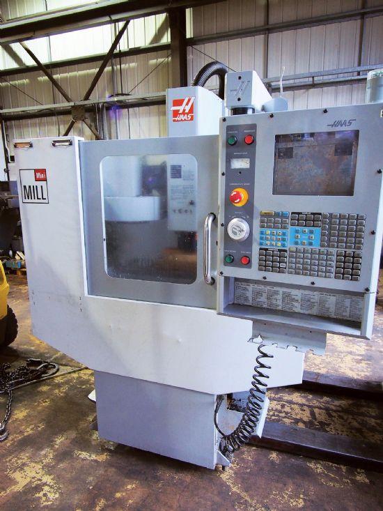 HAAS Mini Mill for sale : Machinery-Locator.com