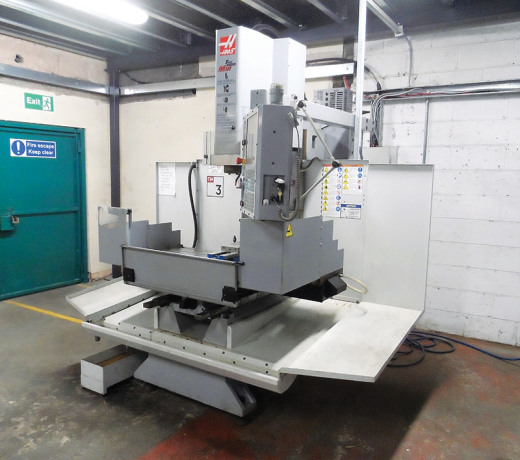 2007 HAAS TM-3 CNC Toolroom Mill For Sale : Machinery