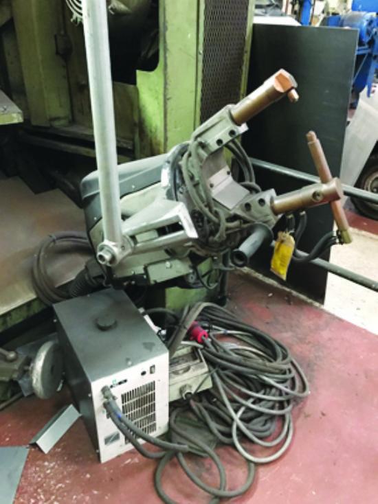 TECNA Spot Welding Machine for sale : Machinery-Locator.com