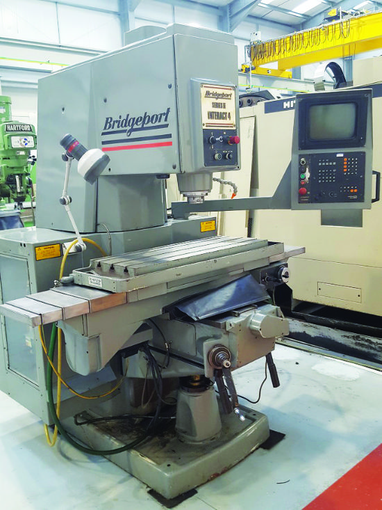 ... CNC Vertical Milling Machine. for sale : Machinery-Locator.com