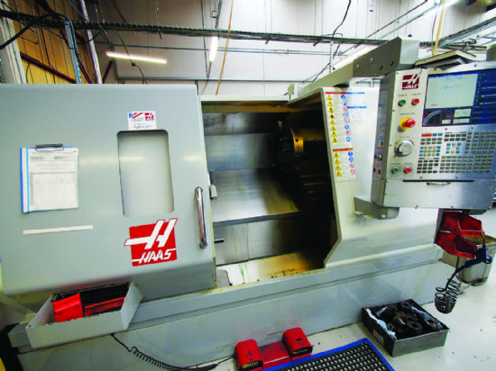 HAAS SL30 CNC Lathe (2007) for sale : Machinery-Locator.com