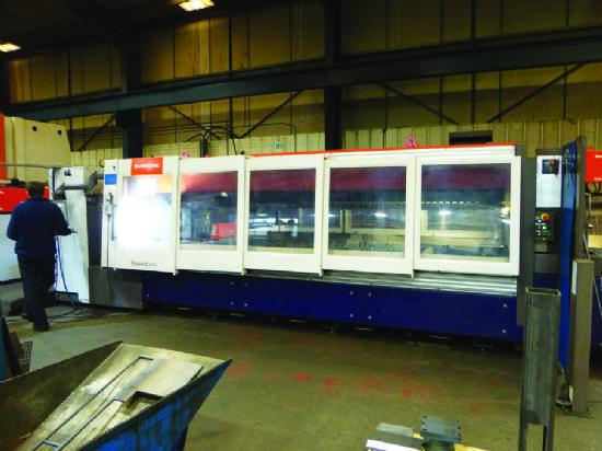 ... Byspeed 3015 laser cutting machine for sale : Machinery-Locator.com