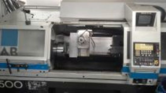 Reference: TOU099  Model UIMAB 500 YOM 1992 Ø over the bed (mm)500 Spindle bore (mm)76 Distance
