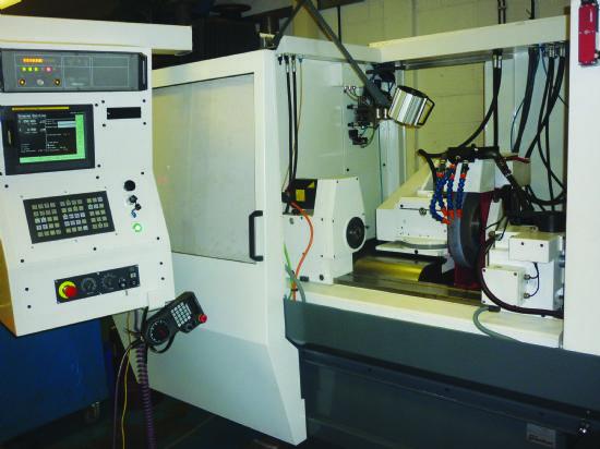 1m b.c.,  175mm c.h.,  grinding length 500mm,  grinding wheel 500 x 80 x 203mm,  8.5 degree swiv
