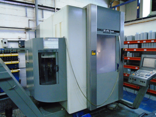 5-axis Vertical Machining Centre