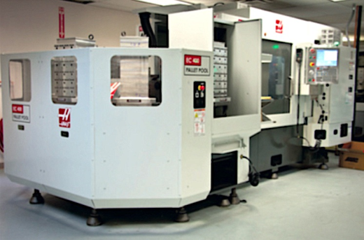 6-pallet Horizontal Machining Centre