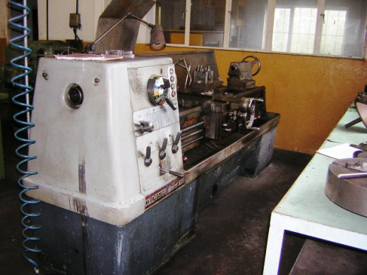 Colchester Mascot 1600 Gap Bed Centre Lathe