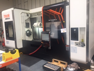 Multi-tasking Machining Centre