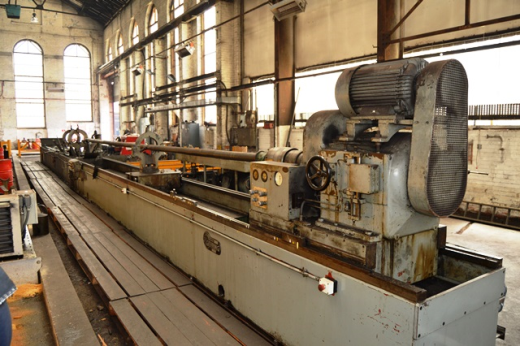 Gehring 8000mm Honing Machine
